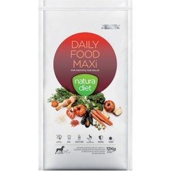Croquettes Natura Diet Daily food Maxi 12 Kg