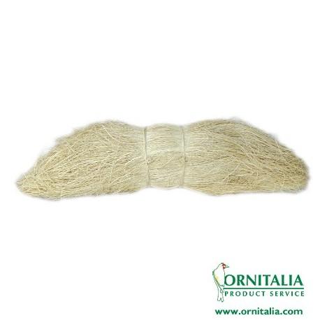 Fibre de coco blanches pour nid 350g