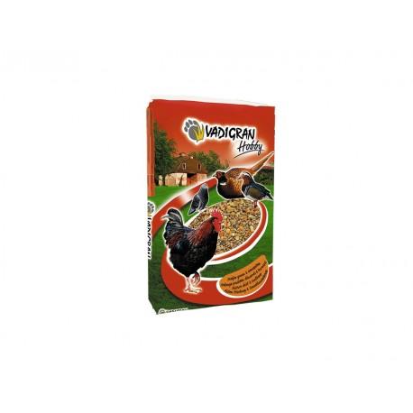 Hobby mélange poulette avec tournesol Vadigran 5 Kg