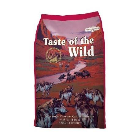 Taste of the Wild Canine Southwest Canyon 13Kg