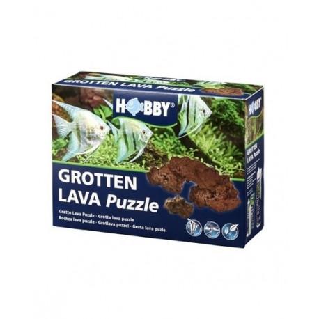 Roche grotte lava puzzle 1Kg