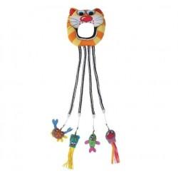 Jouet à suspendre pour chat doorknob hanger
