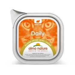 Boite Almo Nature daily Grain free 100g dinde
