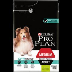 Pro plan Medium Adult Optidigest agneau 14 Kg