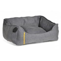 Panier Ghio gris 75X60X23 cm