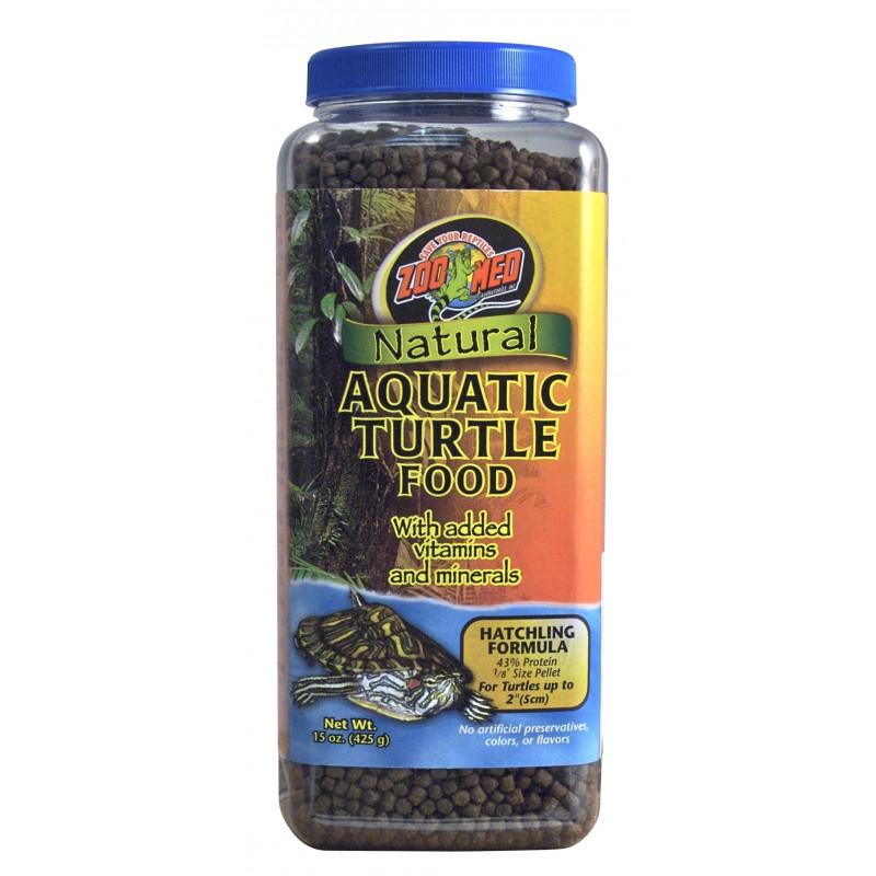 ... > Tortues aquatiques > Natural aquatic turtle food hatchling Zoomed