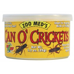 Nourriture Can'O'Crickets Zoomed 35g