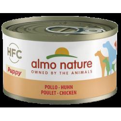 Boite pour chiot HFC Almo Nature 95g