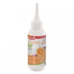 Lait nettoyant yeux bio chien et chat Ecocert 100 ml