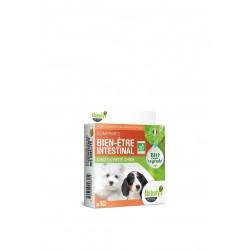 Hygiène intestinale bio chiot/petit chien 10 comprimés