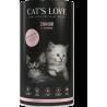 Croquettes pour chaton à la volaille Cat's love 1 Kg