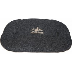 Coussin ovale pour chien Yellowstone