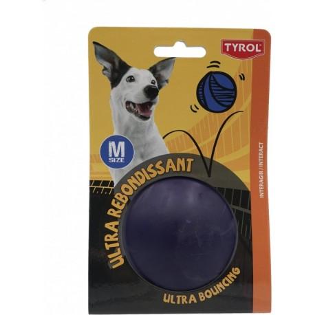 Jouet chien balle rebondissante pleine 8.25 cm Barrett Ball