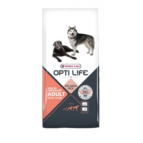 Opti life Skin Care Medium & Maxi Versele Laga 12.5 Kg