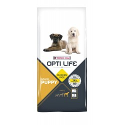Opti life Puppy Maxi Versele Laga - croquettes pour chiot de grande race - sac de 12.5 Kg