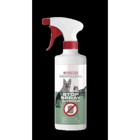 Oropharma stop outdoor 500 ml Versele laga