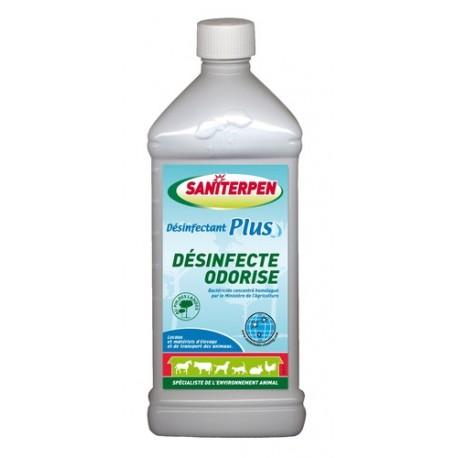 Saniterpen plus désinfectant 1L