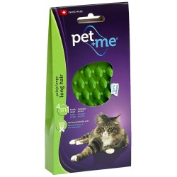 Brosse Pet Me chat poils longs