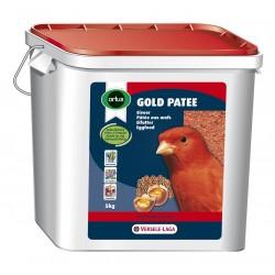 Orlux Gold patée rouge canaris 5 Kg