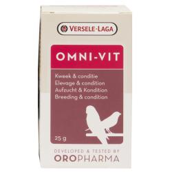 Oropharma Omni vit 25 g Versele laga