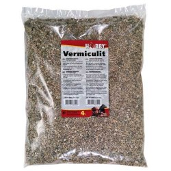 Vermiculit 3-6 mm Hobby 4L