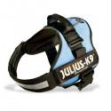 Harnais Julius K9 POWER chien de 40 à 80 Kg T3 bleu
