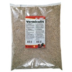 Vermiculit 0-4 mm Hobby 4L