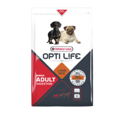 Opti-life Digestion Mini Versele Laga 2.5 Kg