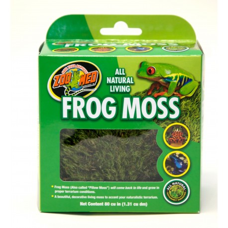 All Natural Frog Moss 1.31 L