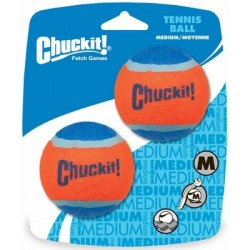 Tennis ball Medium Chuckit X 2