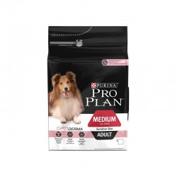 Pro plan Medium Adult Optiderma 14 Kg