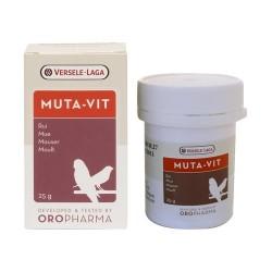 Oropharma Muta vit 25 g Versele laga