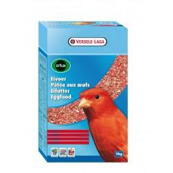 Orlux Patée aux oeufs sèche rouge 1Kg