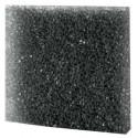 Plaque de mousse 50 X 50 X 2 cm grosse noir