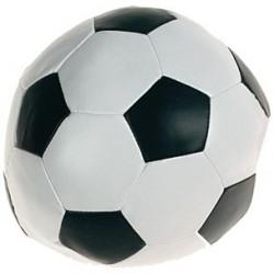 Ballon de football pour chien 15cm
