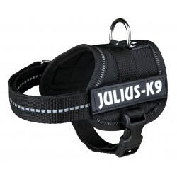 Harnais Julius K9 POWER Baby chien de 1 à 3 Kg Noir