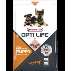 Opti life Puppy Sensitive Versele Laga - croquettes pour chiot sensible - sac de 12.5 Kg