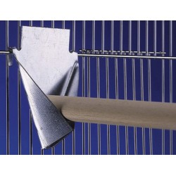 Porte perchoir métal 4.5 X 6 cm