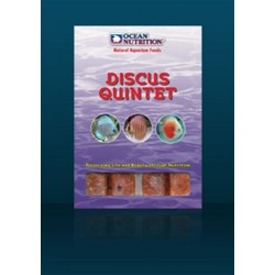 Discus quintet congelé blister 100g Ocean Nutrition