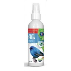 Lotion anti poux oiseau 125ml