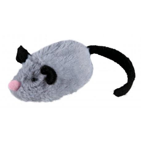 Active mouse souris à pile jeu pour chat