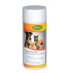 Shampoing sec chien, chat, rongeur Bubimex 100g