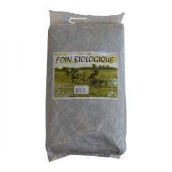 Foin Biologique - sac de 20L