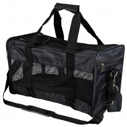 Sac de transport noir Ryan 26X27X47 cm