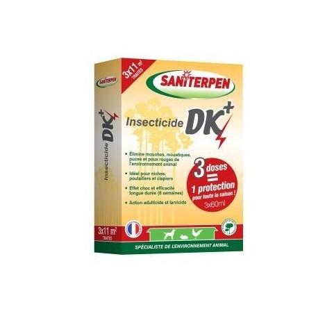 Saniterpen DK insecticide 3 X 60ml