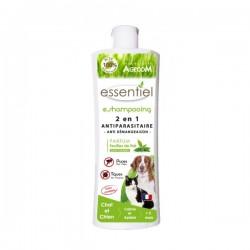 E shampoing 2 en 1 feuilles de thé 250ml