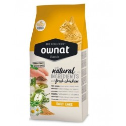 Ownat Classic Daily care chat sac de 4Kg