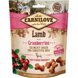 Carnilove crunchy snack à l'agneau 200g