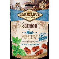 Friandise Carnicat crunchy saumon 50g