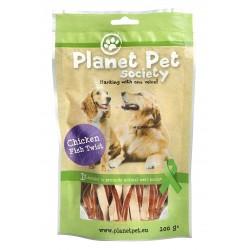 Planet Pet Twist poulet poisson 100g